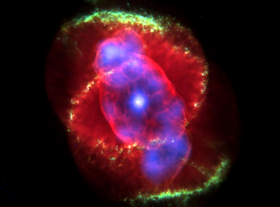 eye nebula space - photo #7