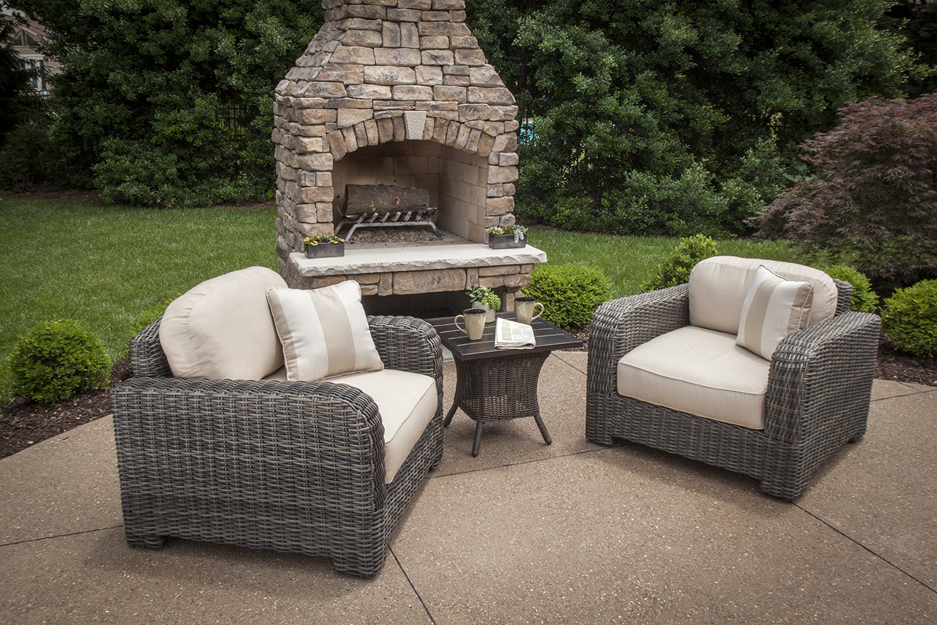 Beau From Basic To Beautiful   Outdoor Patio Makeover Reveal