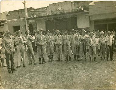 bacamarteiros do Cabo em 1966