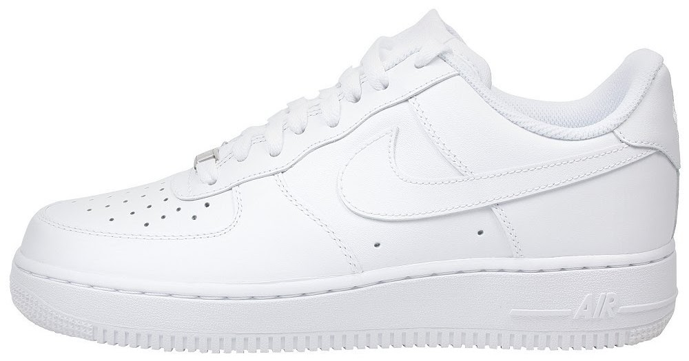 Comfortable White Shoes