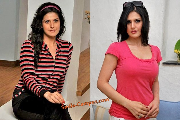 Zarine Khan Before and After Weight Loss