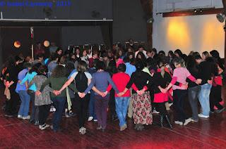 Encuentro Abierto en Centro Cultural La Reina