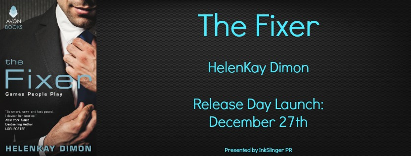 The Fixer Release Day Launch