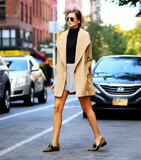 we wore what camel coat street style fashion blogger