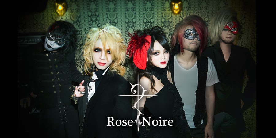 Band Feature: Rose Noire