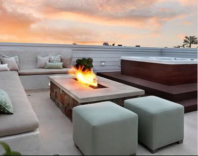 Fotos de terrazas terrazas y jardines terrazas for Modelos de terrazas