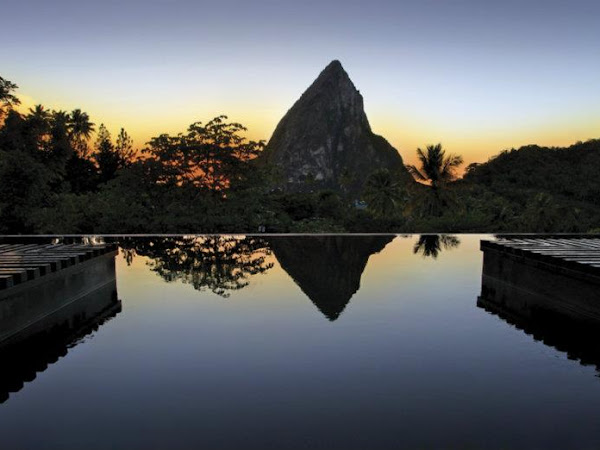 Win a Trip to Hotel Chocolat in St. Lucia 2012