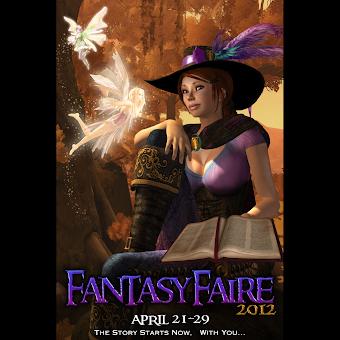 Fantasy Faire Blogger