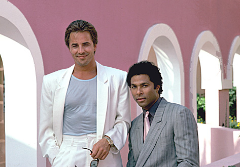 Miami Vice Look