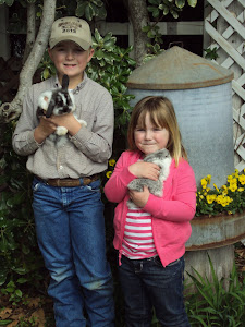 JACK & EMMA with hank & chester