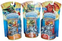 Silver Skylander Toys