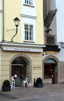 Kleinstes Haus in Salzburg