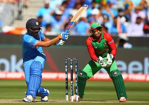 Rohit Sharma century in India vs Bangladesh match