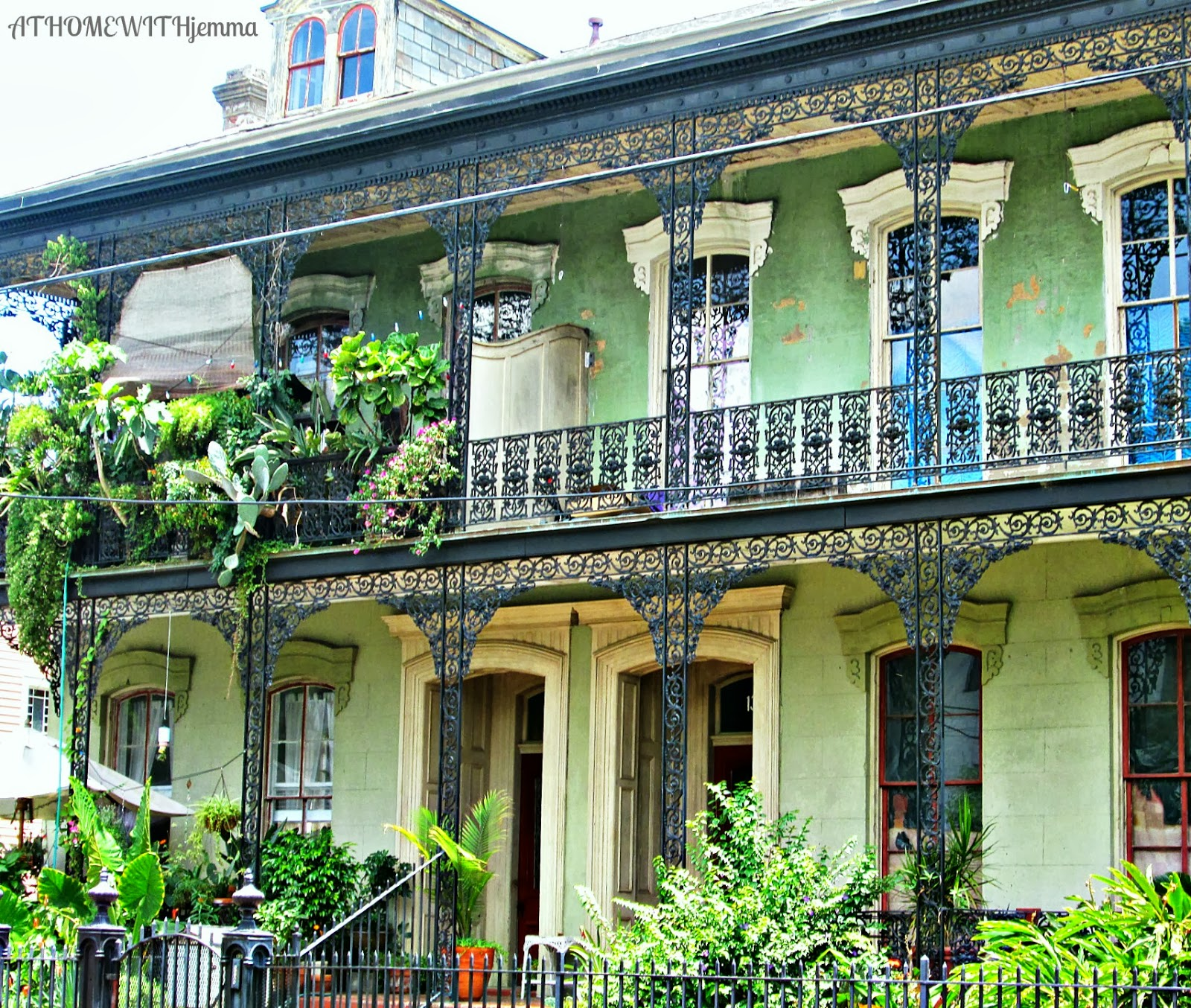 Inspirational Thursday New Orleans Garden District At Home With Jemma