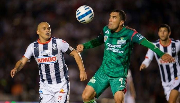 Jaguares Chiapas vs Monterrey en vivo