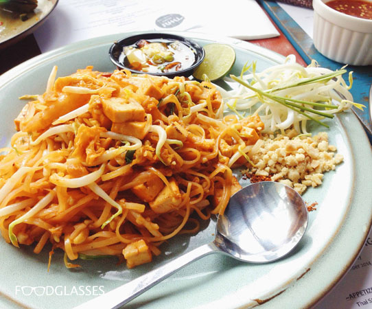 Pad Thai Thai Alley