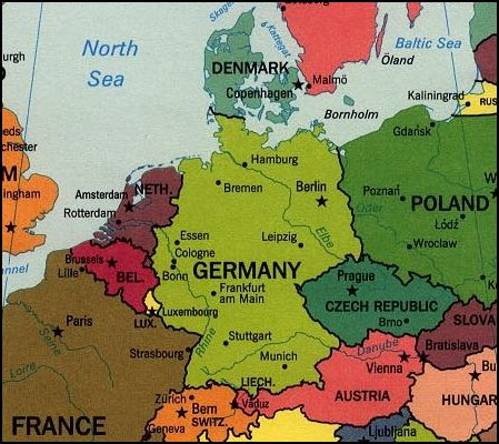 Necessary pleasures denmark meatballs caraway cabbage and fruit just think of world war 1 during wwi the german soldiers had a point on their hat and if you look at the map denmark is the point on top of germany gumiabroncs Choice Image