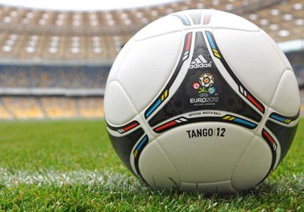 Gambar bola Euro 2012