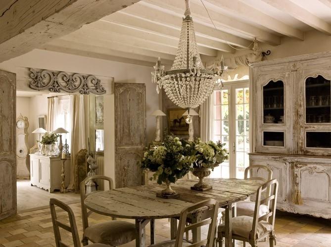 Как оформить дом в стиле прованс своими руками