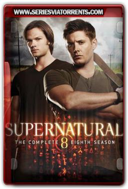 Supernatural 8ª - Torrent Blu-Ray (Oficial) Dublado (2012)