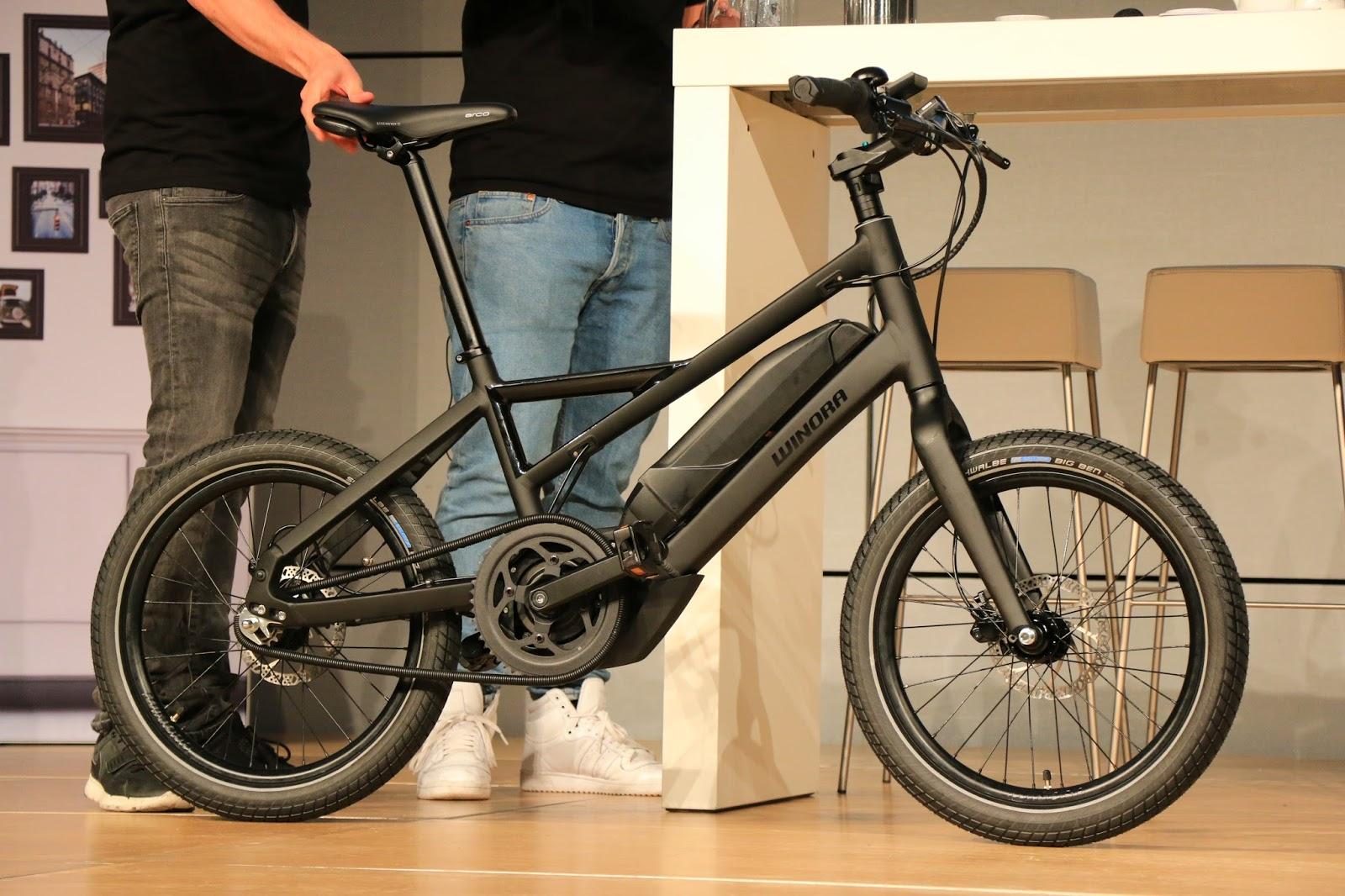 eblog by e bike company mainz neue winora sinus. Black Bedroom Furniture Sets. Home Design Ideas