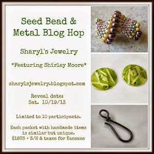 Seed Bead & Metal Blog Hop