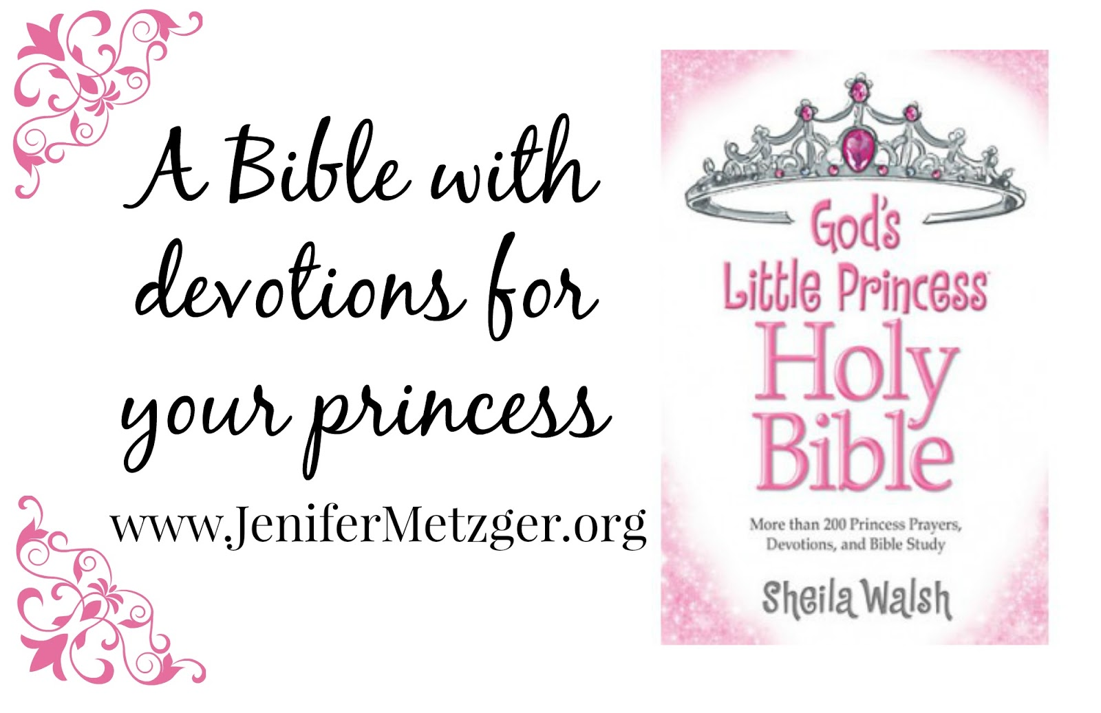 God's Little Princess Bible #tommymommy #Bible #princessBible