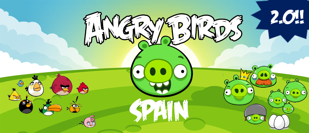 Angry Birds Spain