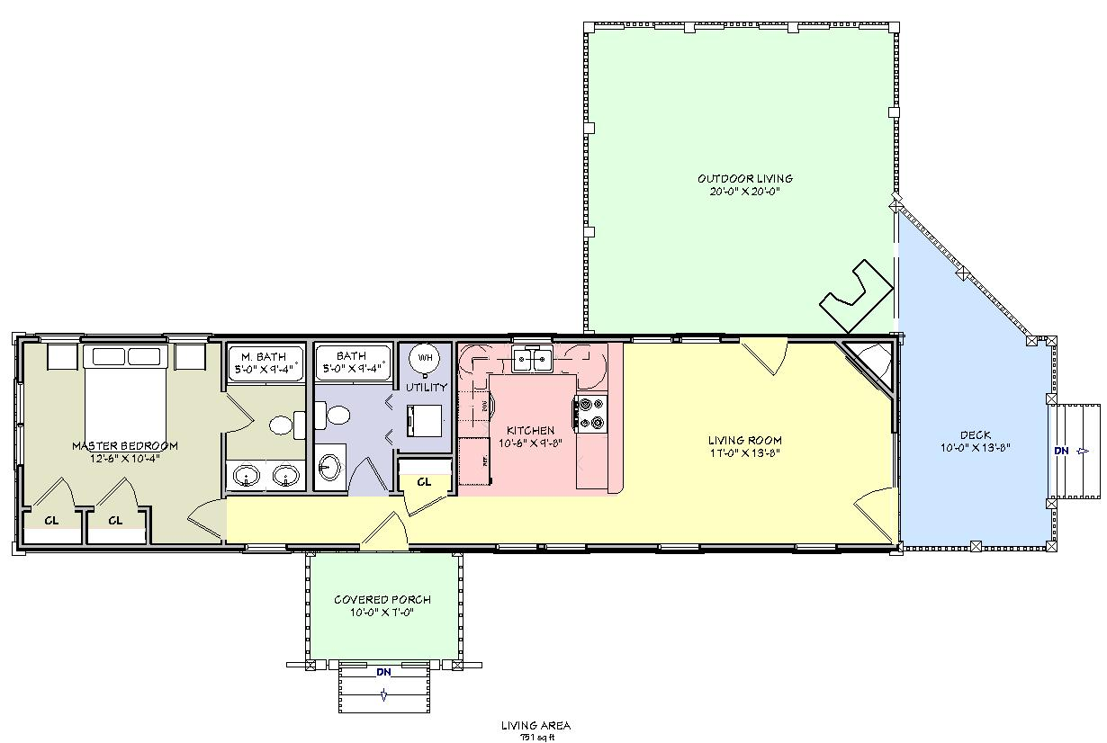 Descargar planos de casas y viviendas gratis fotos de for Planos de casas rusticas gratis