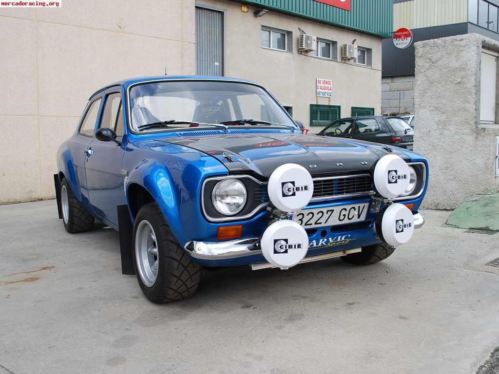 net cars show ford escort mk i mexico rs2000 rally. Black Bedroom Furniture Sets. Home Design Ideas