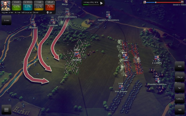 Ultimate General Gettysburg Free Download PC Games