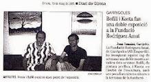 2005 - FUNDACIÓN DE ARTE CONTEMPORANEO RODRIGUEZ-AMAT.JORDI BOFILL Y KARDO KOSTA (Girona) Spain.