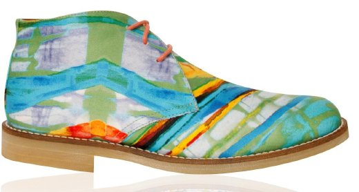 Indecision and reveries: This shoes are made for walking