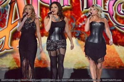 Penyanyi Wanita Country terseksi 2013 - wartainfo.com