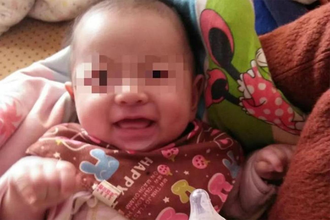 Фото новорожденных детей китайцев