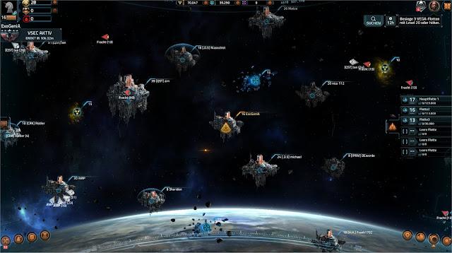 Vega Conflict Planet