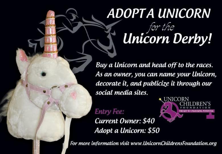 Posted by Unico... Unicorn Foundation