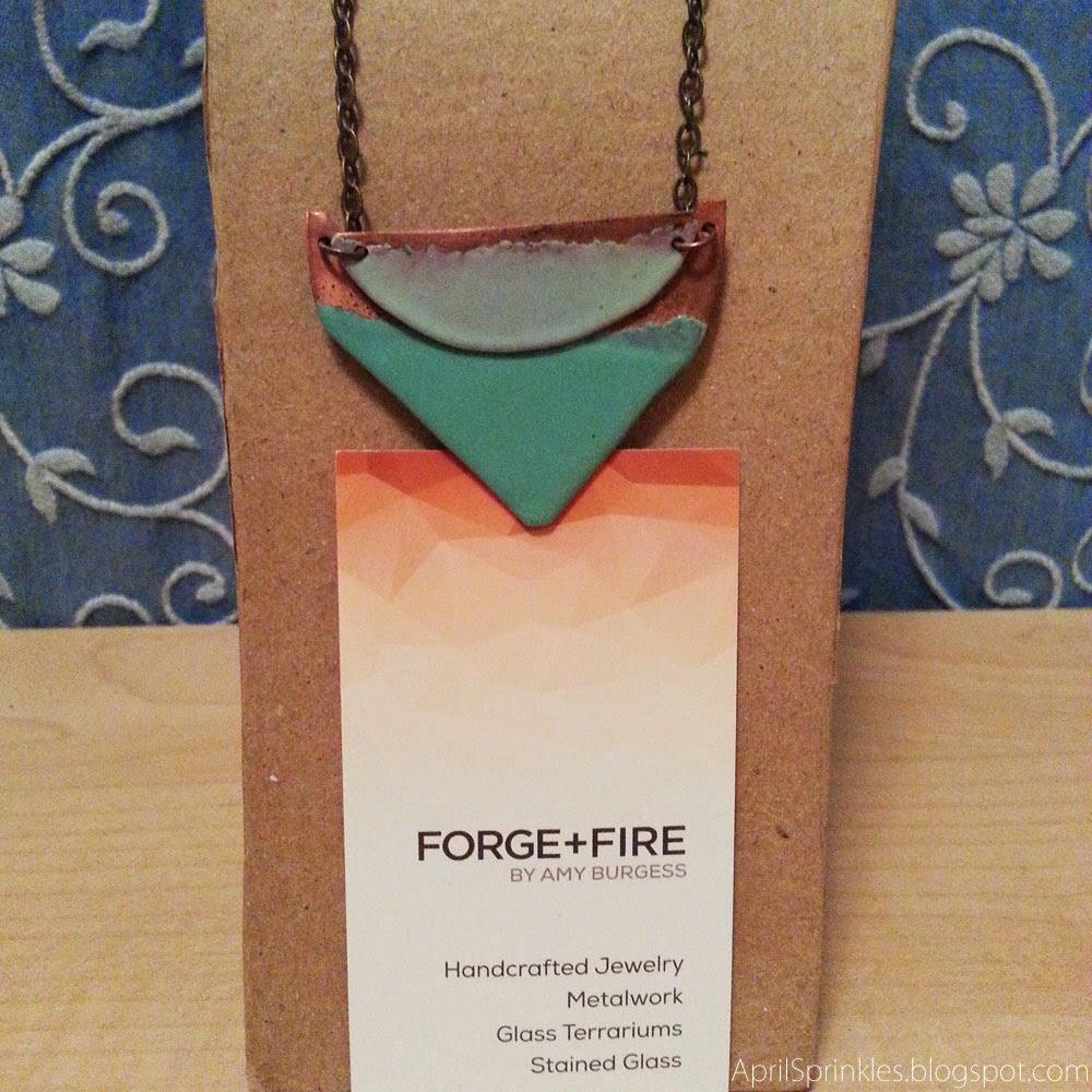 Urban Craft Uprising Artist showcase: Forge+Fire