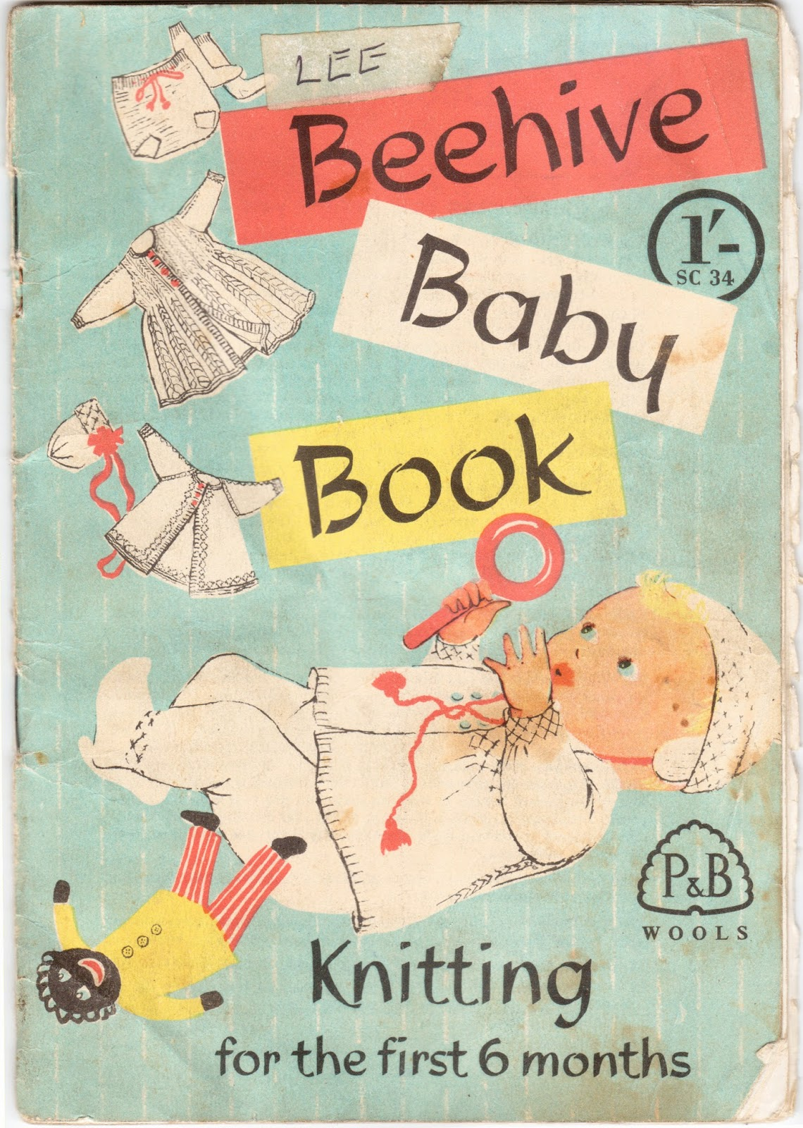 Knitting For Babies Books : Famous free baby knitting patterns