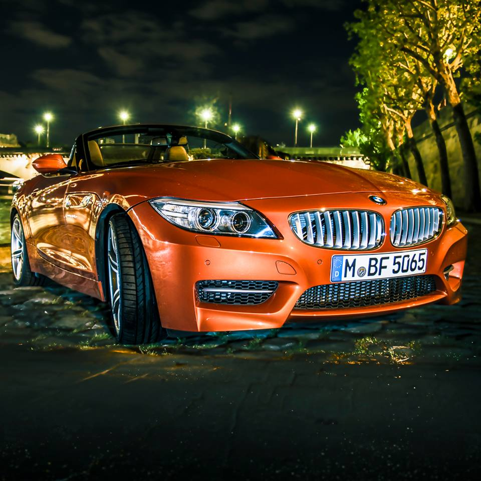 Bmw Z4 Update: SPORTS CARS: 2014 BMW Z4 SDrive 35is