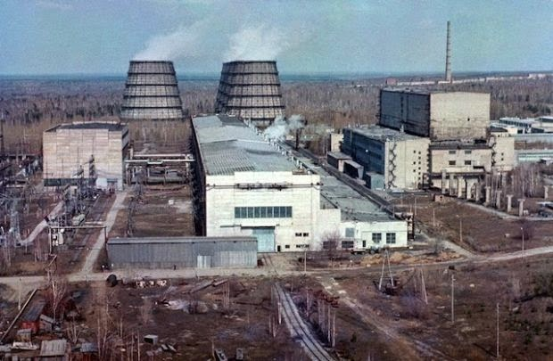 The Tomsk-7 Factory - worst nuclear disaster ranked 8th