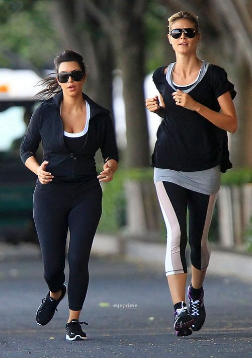 Get size zero figure and weight loss like celebrity how to lose weight kim kardashian jogging ccuart Choice Image