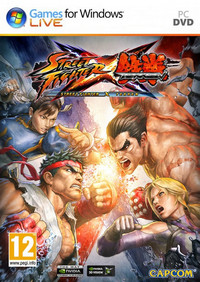 Download Street Fighter X Tekken SKIDROW