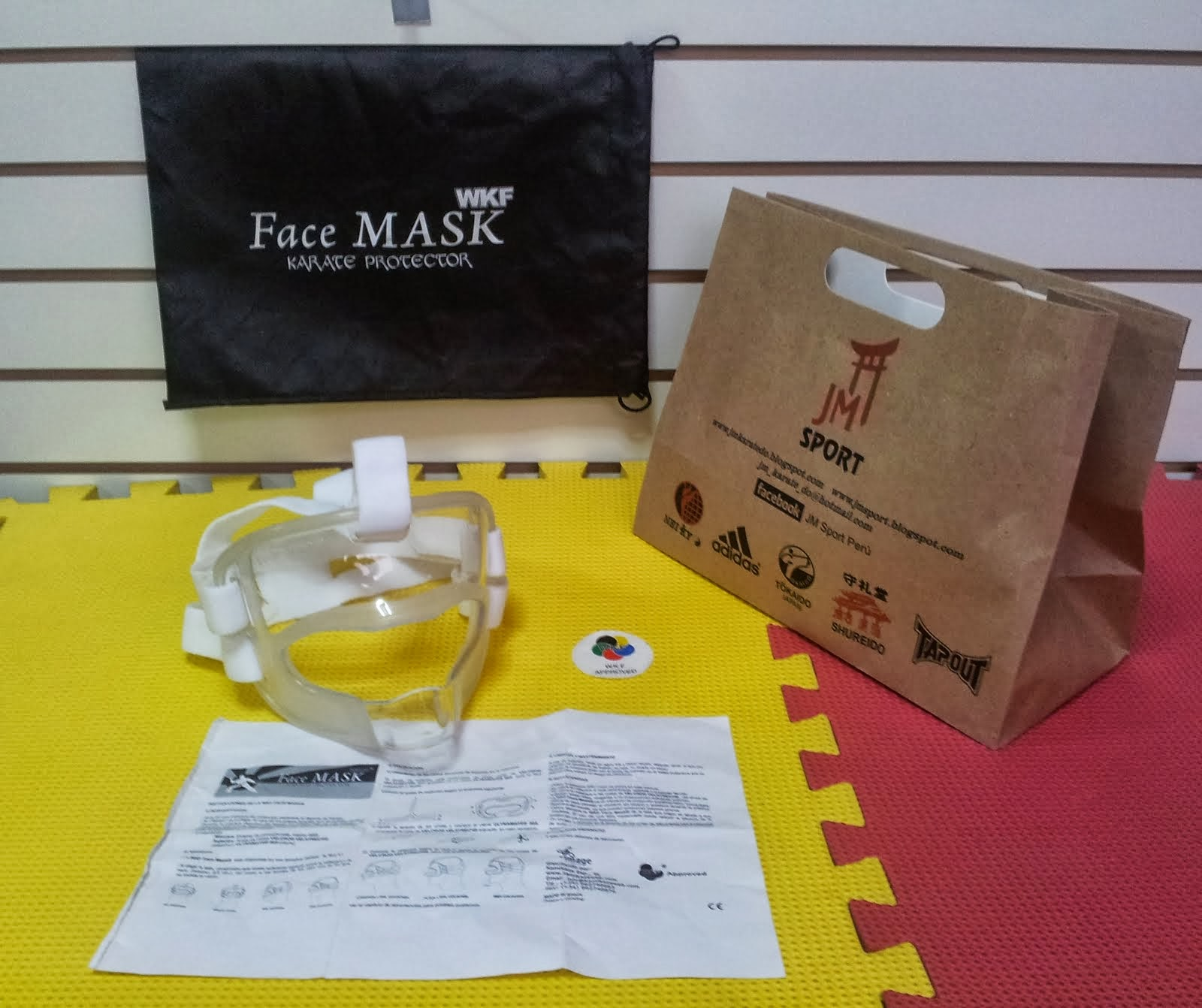 Mask Face WKF