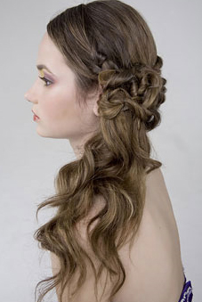 Long prom hairdos long hairstyles for prom cute prom hairstyles