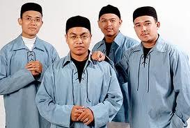 Nama ahli anggota nasyid MESTICA~