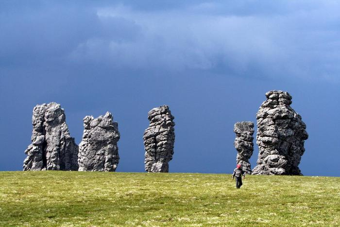 Poles of the Komi Republic - Awesome Photos Seen On www.coolpicturegallery.us