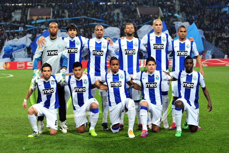 LIGA EUROPA 2011/2012 FC PORTO