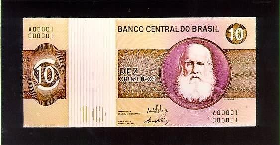 10 Cruzeiros