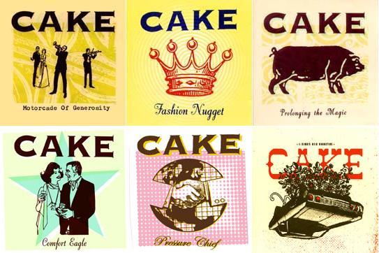 Cake Motorcade Of Generosity Full Album
